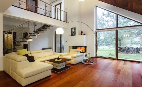 עיצוב הסלון בסטייל