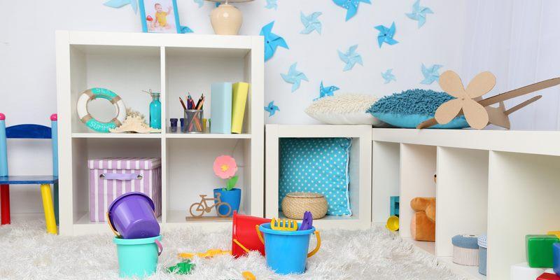 רעיונות לעיצוב חדרי ילדים