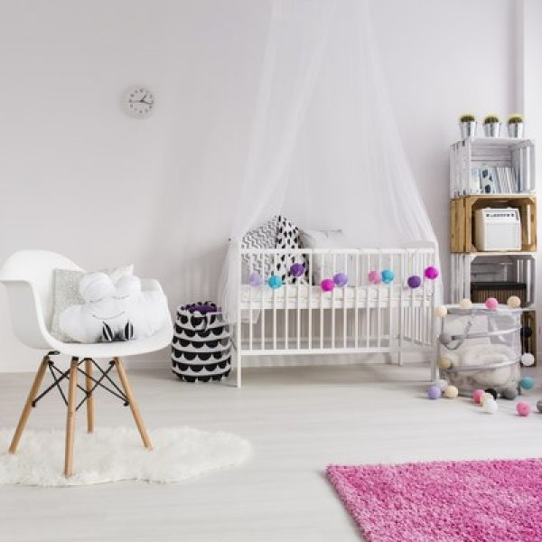 כך תעצבו את חדר התינוקות המושלם