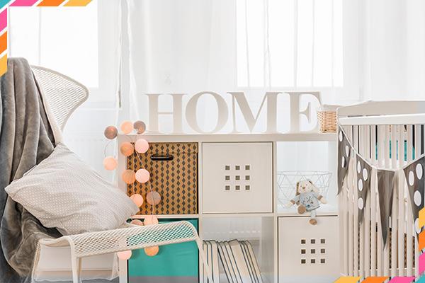 אחסון שצריך לקחת בחשבון בעיצוב חדרי ילדים