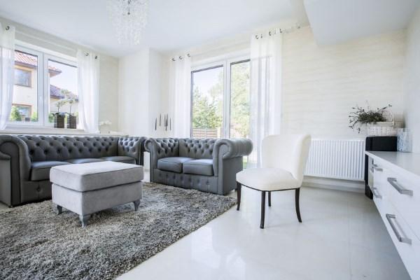 עיצוב קלאסי לסלון