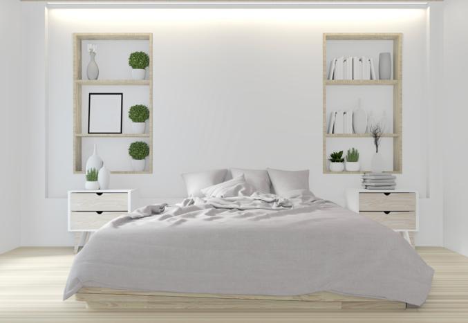 וילונות לחדר השינה